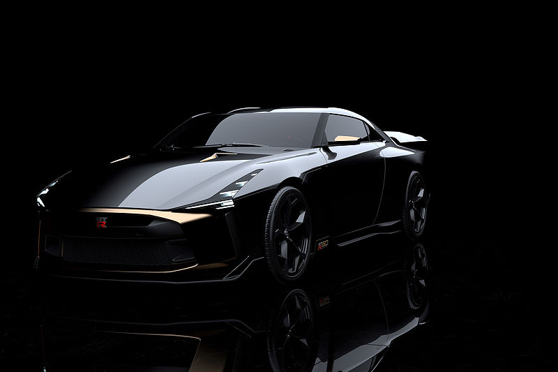 Exklusiver Nissan GT-R50 by Italdesign feiert Weltpremiere in Goodwood