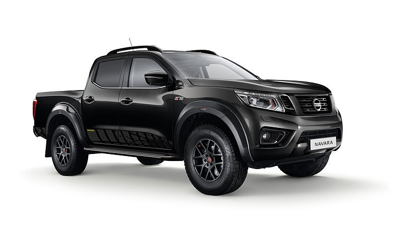Limitiertes Topmodell: Start für Nissan Navara N-Guard Off-Roader AT32